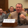 Sheriff McDonnell Testifies at House Judiciary Committee: Law Enforcement Challenges