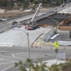 Golden Valley Bridge Construction at SR14