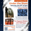 2017 Silents Under the Stars