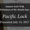 Senator Wilk Small Business of the Month: Pacific Lock Company