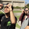 COC Students Enjoy Solar Eclipse