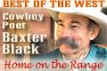 Interview: Baxter Black