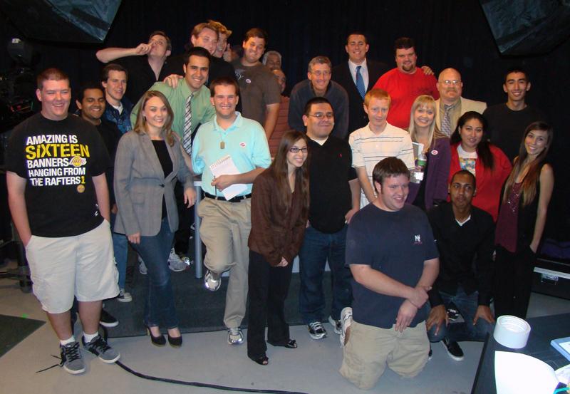 Cougar News Team Fall 2010
