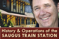 Saugus Train Station