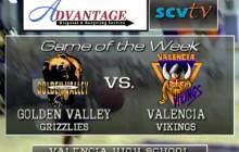 Golden Valley vs. Valencia: Boys