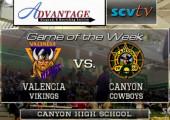 Valencia vs. Canyon: Boys