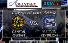 Canyon vs. Saugus: Girls
