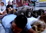 Spacemen from JPL Visit Santa Clarita Elementary