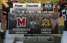 Morningside vs. Canyon
