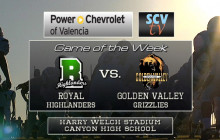 Royal vs. Golden Valley