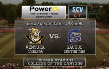 Ventura vs. Saugus
