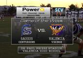 Saugus vs. Valencia