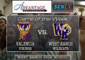 Valencia @ West Ranch: Girls