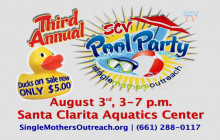 3rd Annual SCV Pool Party