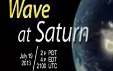 Wave at Saturn: Photographing Earth from Deep Space