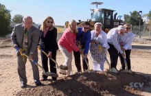 Groundbreaking Ceremony for the Culinary Arts Center