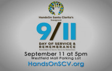 Inaugural 9/11 Day of Service & Remembrance