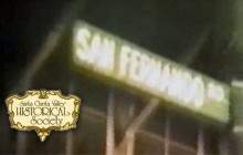 Moving Saugus Train Station (Raw Video 1980)