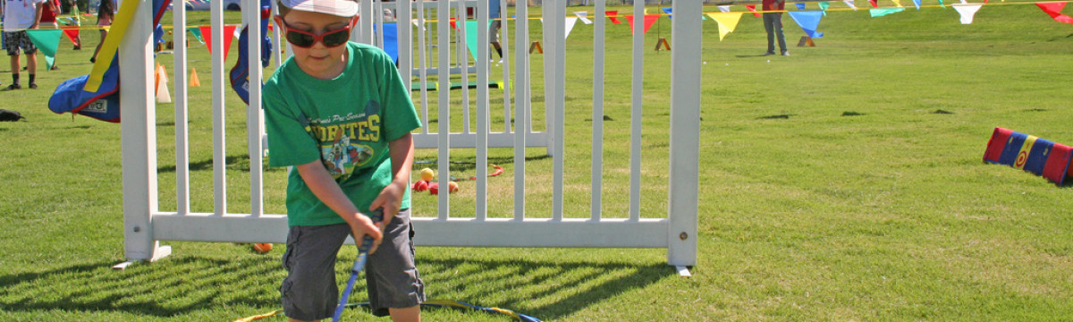 Youth Sports Healthy Families Festival