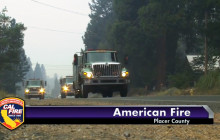 Special Fire Situation Report: Lightning Sparks 150 New Wildfires Across State