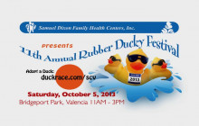 11th Annual Rubber Ducky Festival PSA