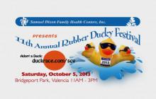 11th Annual Rubber Ducky Festival PSA