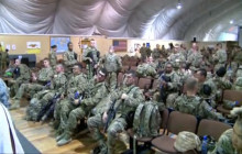 Bikers Ride for Wounded Warriors; Benefits for Same-Sex Married Couples; Airbase in Kyrgyzstan Closing
