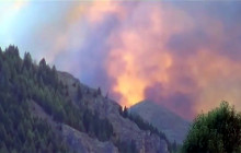 Hagel in China; Fighting Idaho Fires; Sailor Comes Home