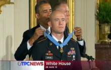 Hagel in Brunei; Medal of Honor Awarded; Ft. Hood Shooting Trial Continues