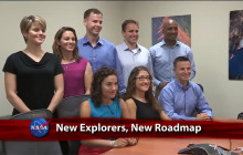 New Astronaut Candidates, ISS Spacewalk, more