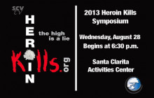 2013 Heroin Kills Symposium