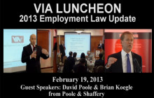 2013 Employment Law Update