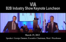 B2B Industry Show Keynote Address