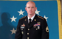Medal of Honor Presentation to SSGT Ty M. Carter, U.S. Army