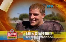 Erik Stafford, Hart High School
