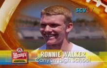 Ronnie Walker, Canyon High School