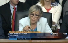 Senate Hearing: Authorizing Use of Military Force in Syria