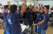 Robotics: Regolith Mining Competition