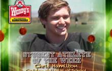 Chris Hamilton, Golden Valley High School