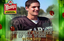Dustin Soto, Hart High School