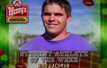 Niko Lachman, Valencia High School
