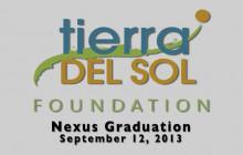 NEXUS Graduation & Certificate Ceremony | September 12, 2013