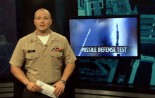 SECDEF Hagel on Syria; Successful Missile Test; more