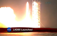 LADEE Launches to the Moon; Near-Earth Asteroids; more