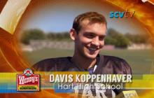 Davis Koppenhaver, Hart High School