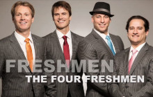 THE FOUR FRESHMEN – A Fresh Perspective on Old School Harmony