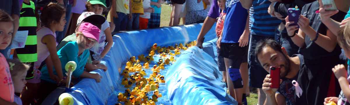 2013 Rubber Ducky Festival