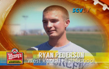Ryan Pederson, West Ranch High School