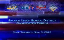 Saugus Union School District Candidates Forum