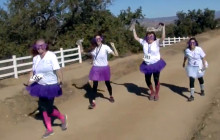 Domestic Violence Center's 2nd Annual Purple Walk of Strength 5K